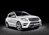 Mercedes-Benz M-Class ML 350 W 166
