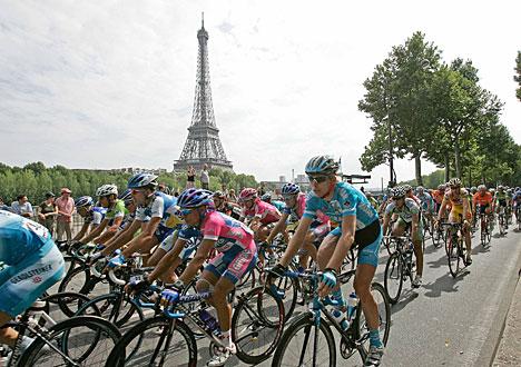 Paris Cheapskate: Cheap Thrill: Tour de France