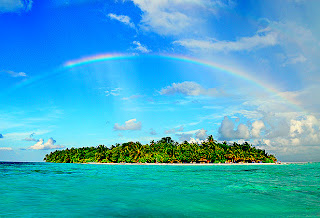 Rainbow Island, The Maldives