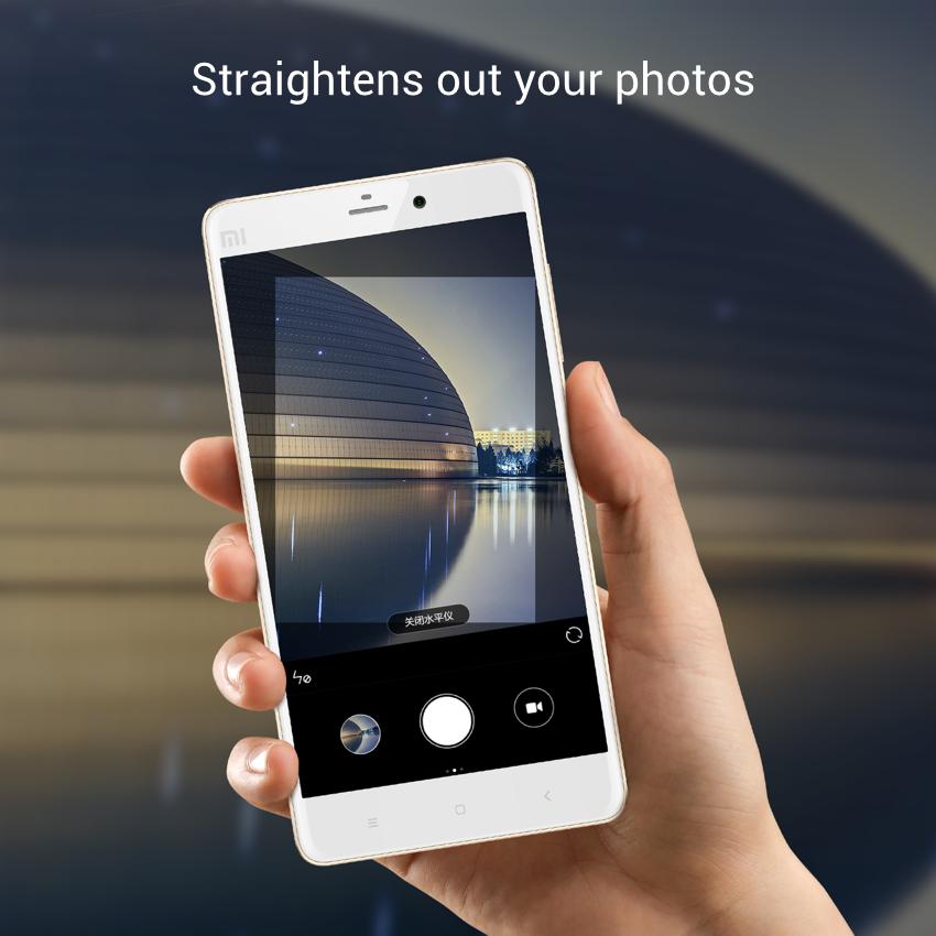 Melhorias camera Xiaomi Mi Note Pro estabilizar imagme