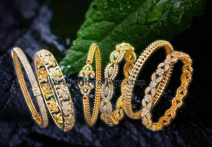 Exclusive Bangles from Kirtilals