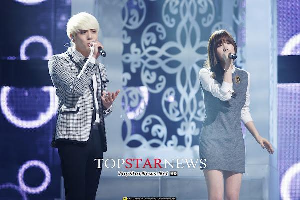 Taeyeon Jonghyun SM The Ballad