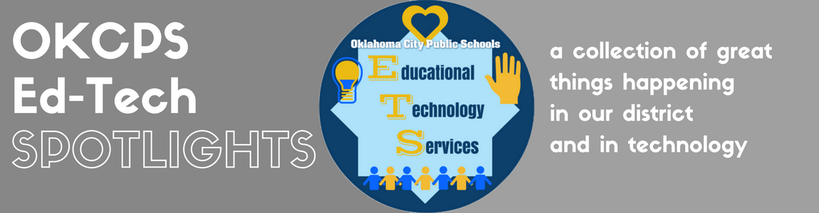 OKCPS Ed-Tech Blog