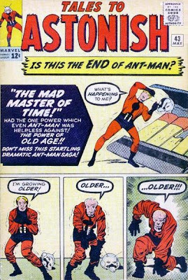 Tales To Astonish #43, Ant-Man