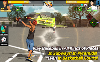 Download FreeStyle Baseball2 Apk