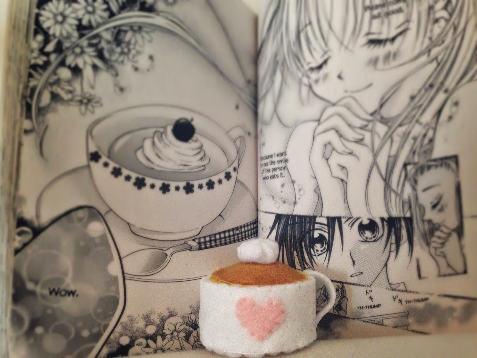 Flan in a Teacup Plushie