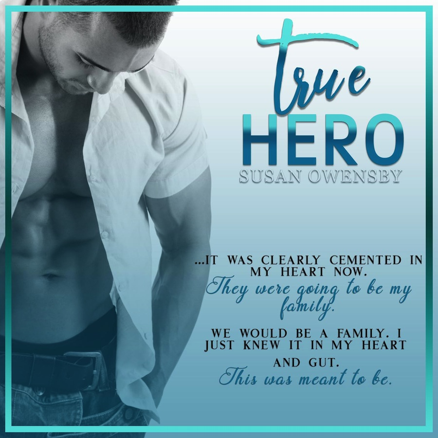 True Hero Book Blitz