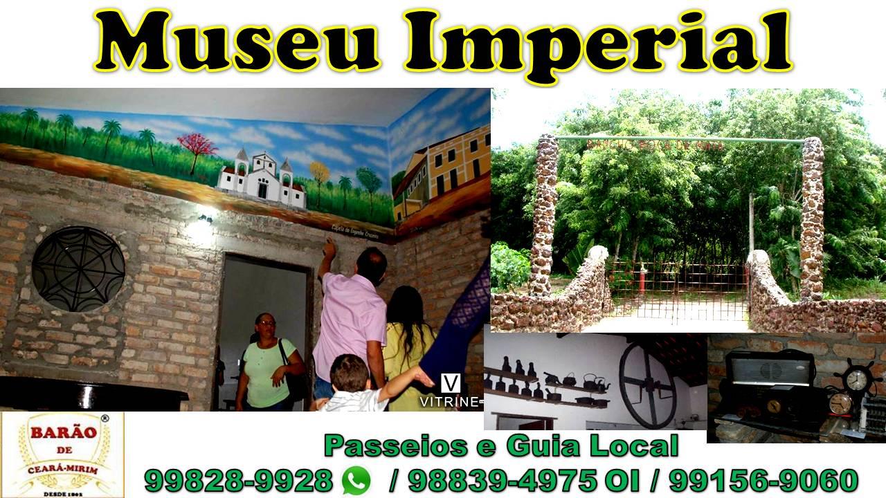 MUSEU IMPERIAL DE CEARÁ-MIRIM