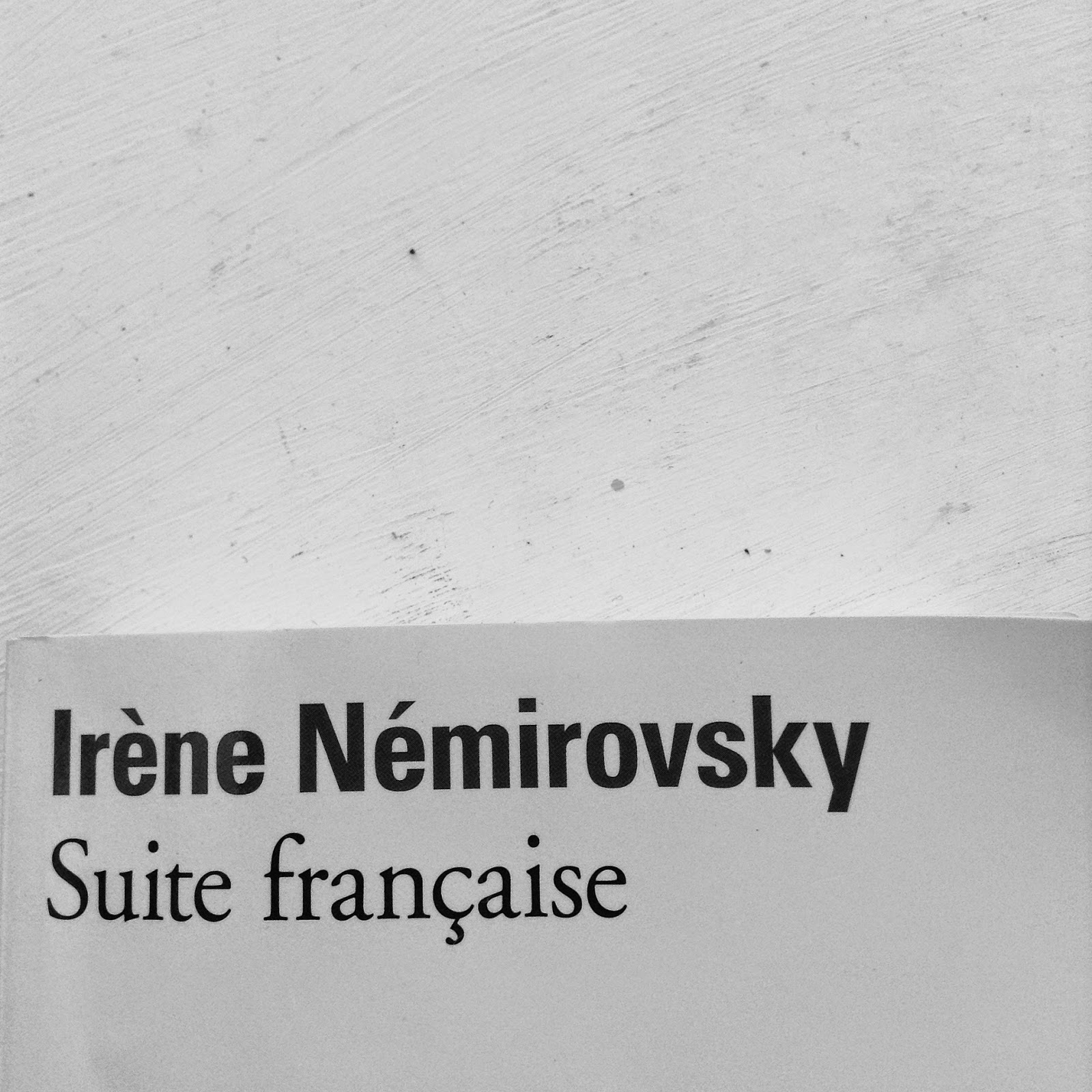 livre, Irène Némirovsky, suite française