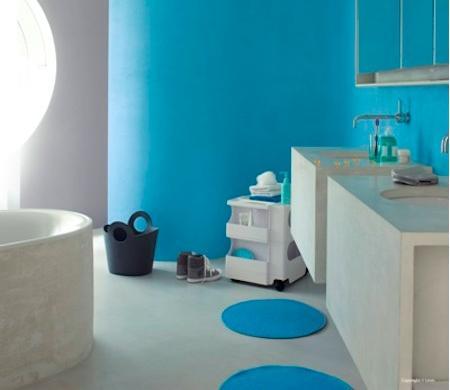 C mo pintar las paredes con colores vivos decorando mejor for Colores para decorar una casa