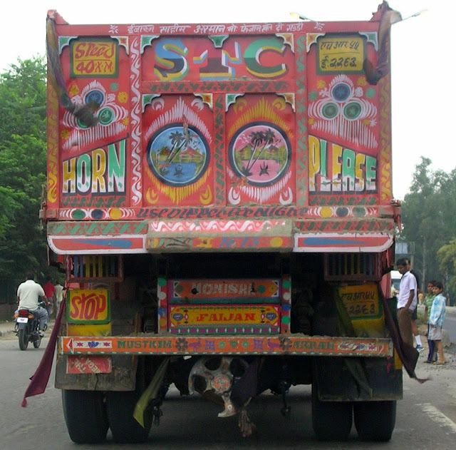 camion indiano