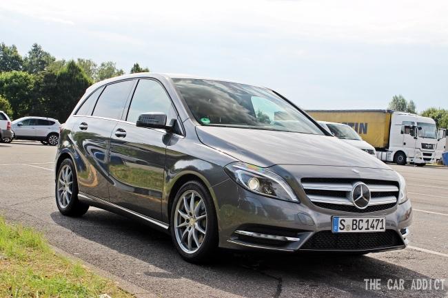 Mercedes-Benz B-class 250 211 hp