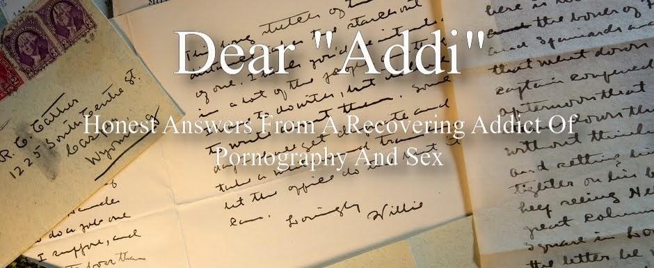 """Dear """"Addi"""""""