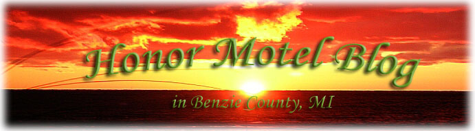 Honor Motel in Benzie County Michigan