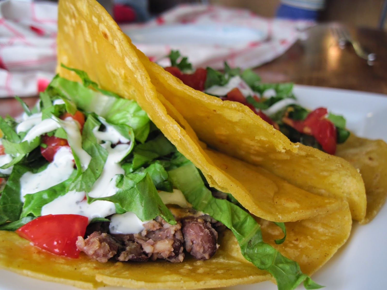 Tacos on the Menu Plan