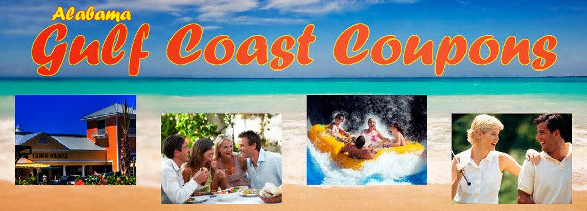 Alabama Gulf Coast Coupons
