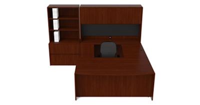 Ruby Executive Furniture Set by Cherryman