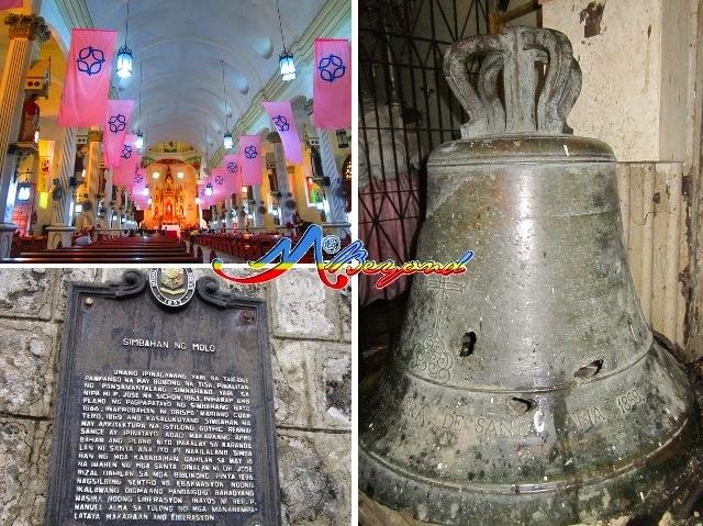 molo church iloilo, st annes church, iloilo churches, iloilo tourist spots, what to do in iloilo, around iloilo city, where to go in iloilo, iloilo travel blog