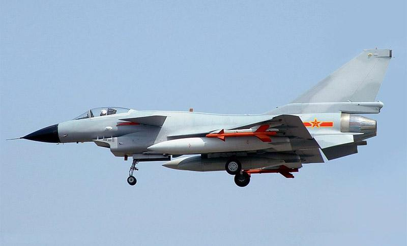 Asian Wallpapers: J-10 Aircraft Wallpapers