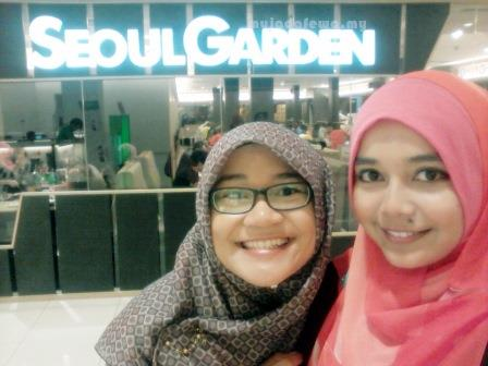 seoul garden kb mall, seoul, garden, seoul garden, makan bufet, restoran ala korea