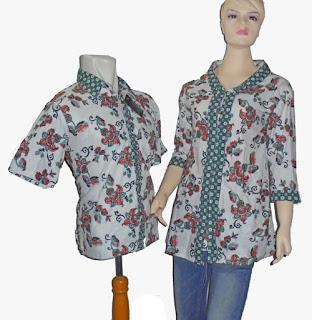 grosir baju batik sarimbit
