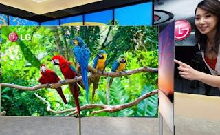 LG 55EM9800 OLED TV