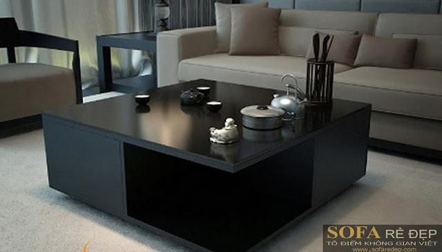 Bàn sofa gỗ BS034