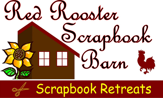 Red Rooster Scrapbook Barn