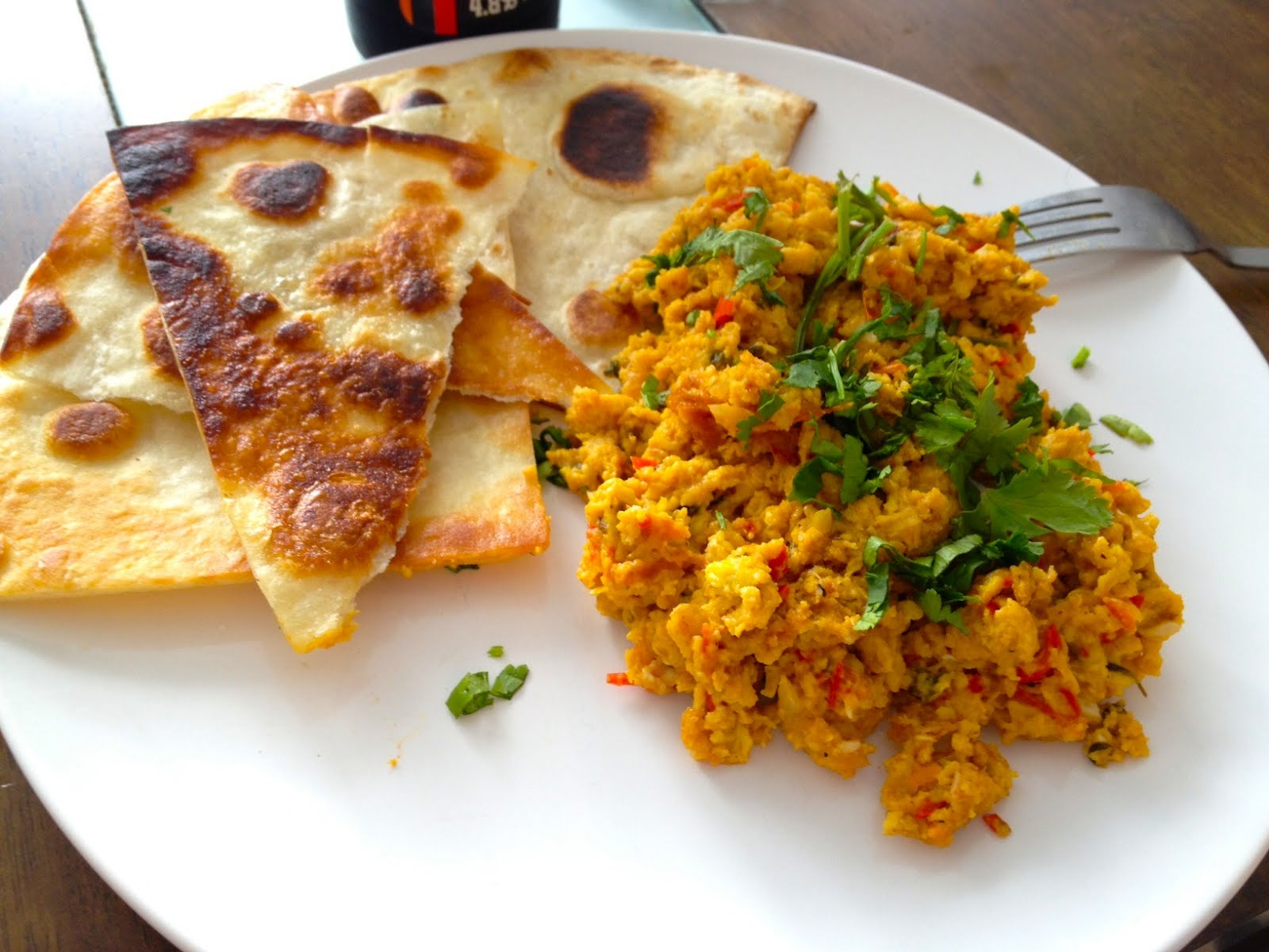 Hangover Breakfasts: Mexican scrambled eggs with crispy tortillas ...