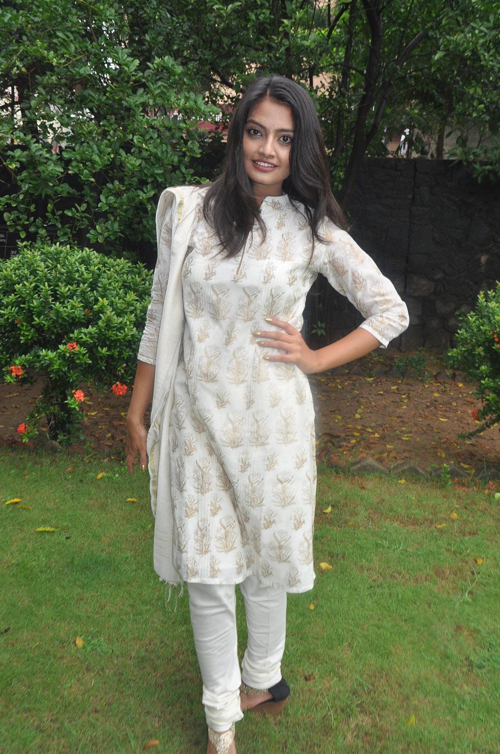 Narayan Latest Photos in White Churidar ~ Film ActressMalayalam ...