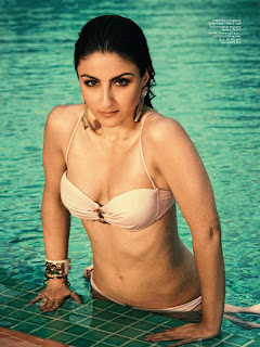 Soha Ali Khan HQ Pictures Maxim India Magazine Photoshoot June 2014