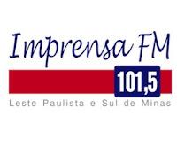 ouvir a Rádio Imprensa FM 101,5 Vargem Grande do Sul SP
