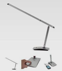 Desk Lamp and Charging Station