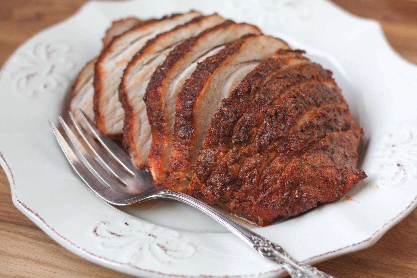 Pork tenderloin seasonings recipe