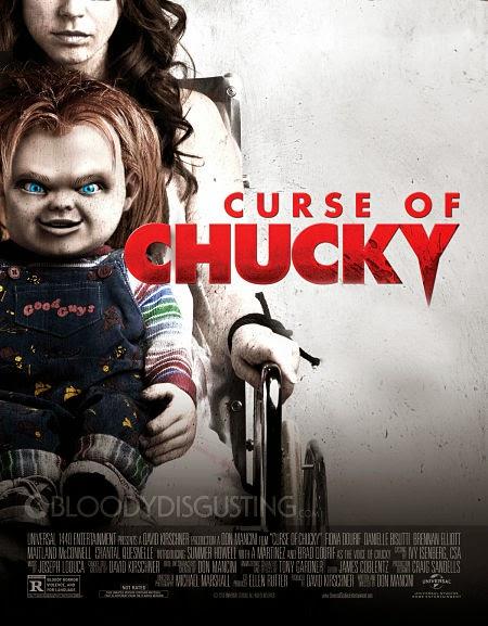 La Maldición de Chucky [2013] [DVDRip] [Español Latino] [Terror]