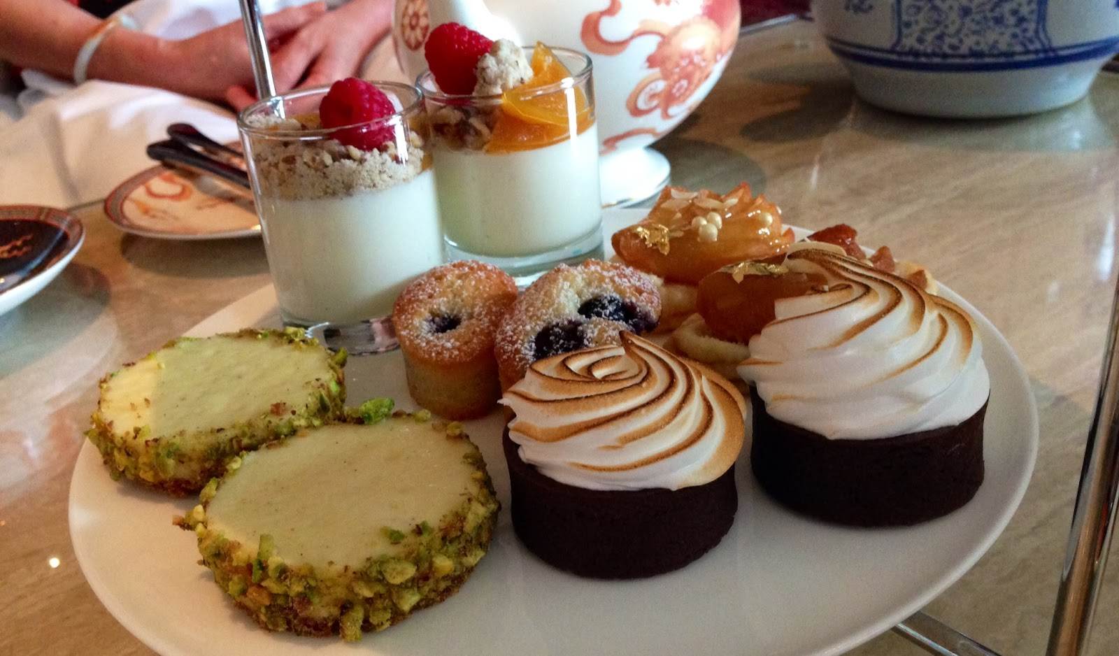 Shangri-La Afternoon Tea