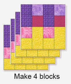 4 blocks to make
