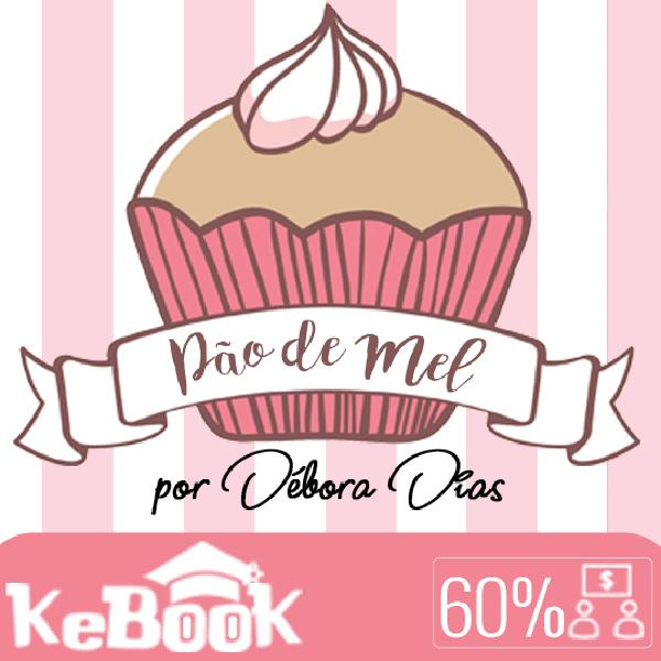 CLICK AQUI E VÁ PARA PÁGINA DO KEBOOK PÃO DE MEL