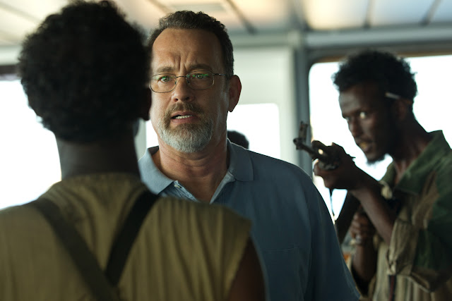 Tom Hanks & Barkhad Adbi Captain Phillips