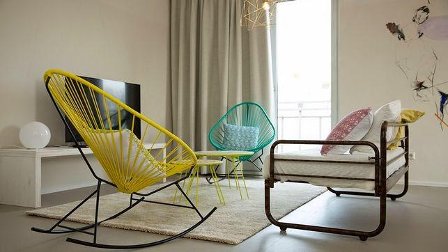 Die wohngalerie magdas hotel in wien vintage style mit for Stylische hotels