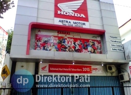 Dealer Honda Astra Motor Pati