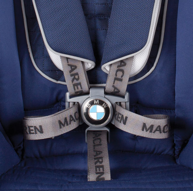 BMW Baby Pram by Maclaren
