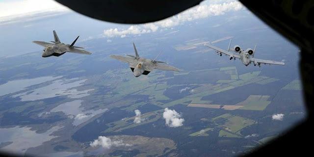 Jet tempur Prancis serang basis ISIS di Suriah
