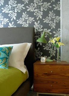 Các họa tiết trang trí nhà được ưa chuộng 2012
