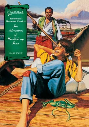 the struggles of huckleberry finn with his conscience English 3 posted by carlie monday, february 7, 2011 at 11:16pm in the adventures of huckleberry finn, huck struggles to decide what he should do when his heart and his conscience pull him in different directions.
