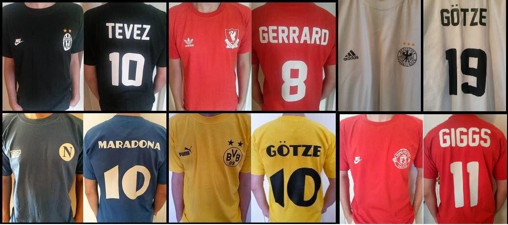 Imagenes De Remeras De Futbol - [FOTOS] Mira las nuevas camisetas de los grandes clubes