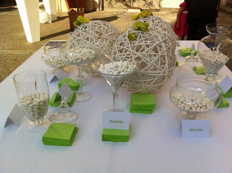 Guida al matrimonio la confettata for Vasi per confettata on line