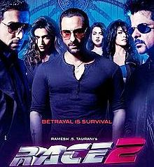 Watch Race 2 (2013) Hindi Movie Online