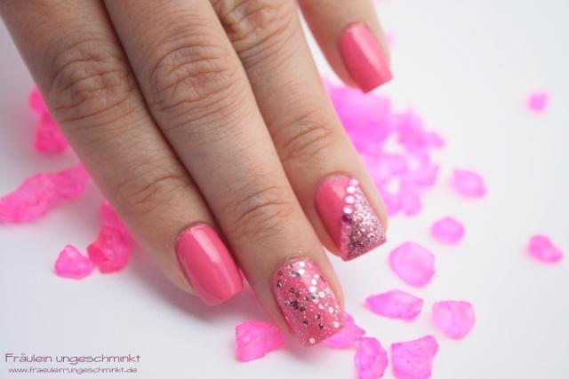 Ergebnis der Nail Art Challenge auf den Nägeln