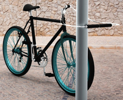 Creative Bike Locks and Cool Bike Lock Designs (15) 7